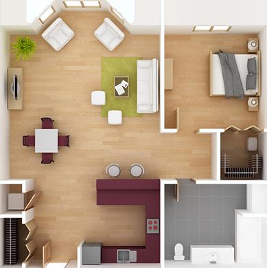 Classic Interiors Interior Layout